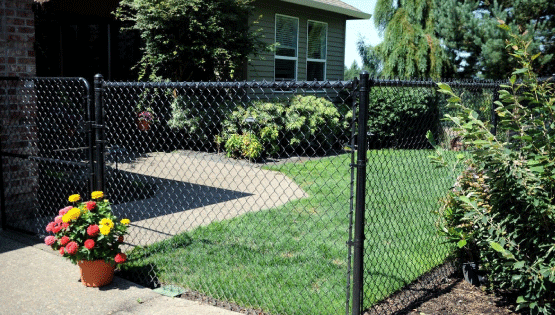 chain link fence medford