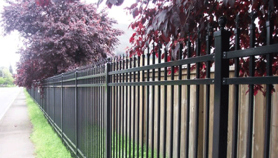 wrought iron medford fence contractors
