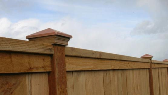 wood fencing in medford
